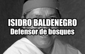 Isidro Baldenegro, defensor de bosques