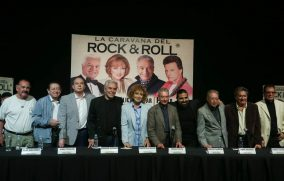 """La Caravana del Rock and Roll"" sigue viva, vigente y cantando"