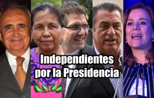 Independientes por la Presidencia